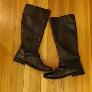 Steve Madden Shoes - Steve Madden Tall Leather Boots